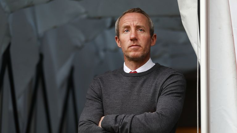 Lee Bowyer took caretaker charge of Charlton