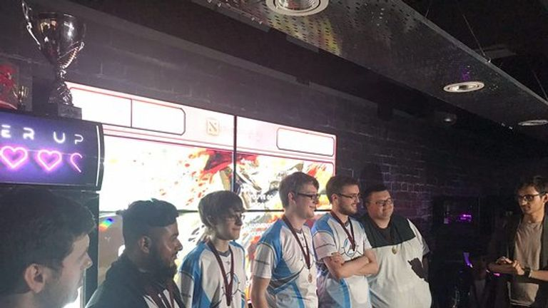 Events like Manchester Showdown prove that university eSports are on the rise. Credit: Rafee Jenkins