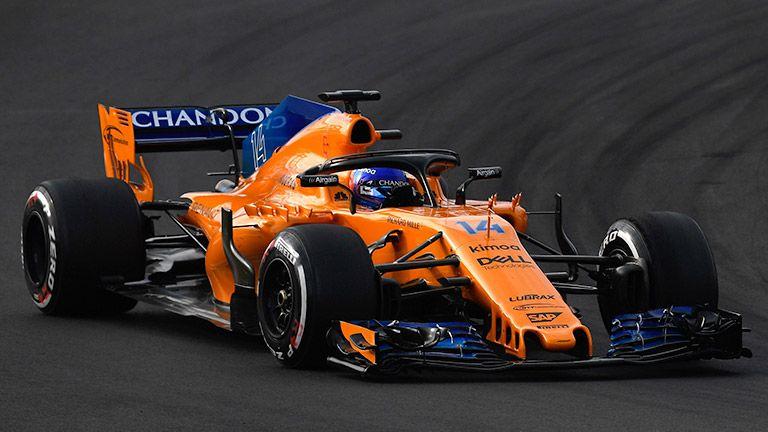 mclaren f1 team results - formula 1 standings