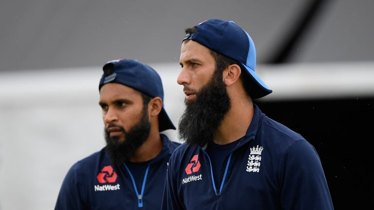 Rashid and Moeen Ali are great friends off the pitch and work well together on it