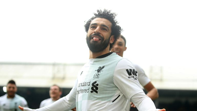 Mohamed Salah has scored 37 goals in all competitions