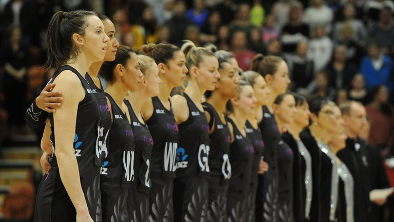 New Zealand are No 3 seeds