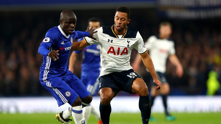 Tottenham have a poor record at Stamford Bridge