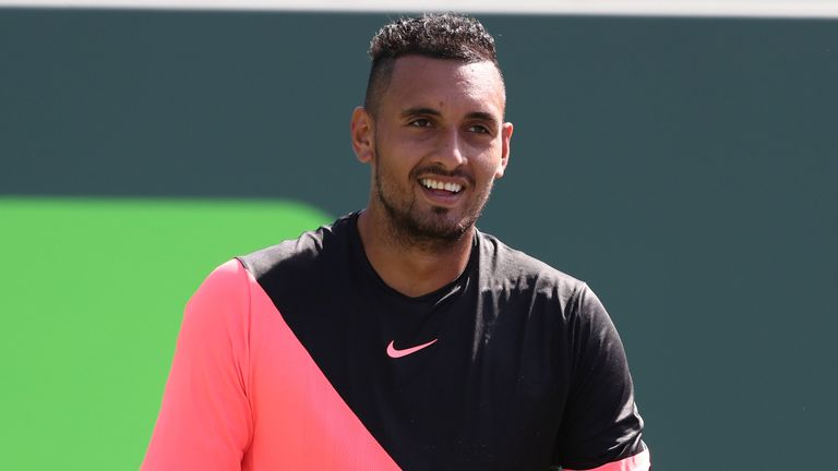 Nick Kyrgios has never faced compatriot Bernard Tomic on Tour