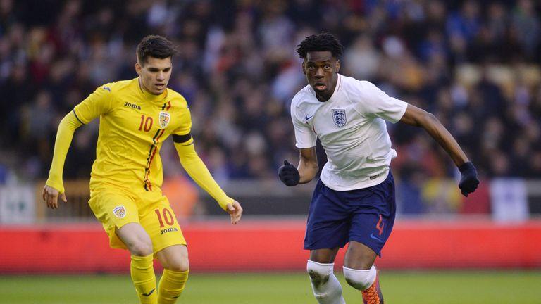 Ovie Ejaria impressed in midfield alongside Ainsley Maitland-Niles