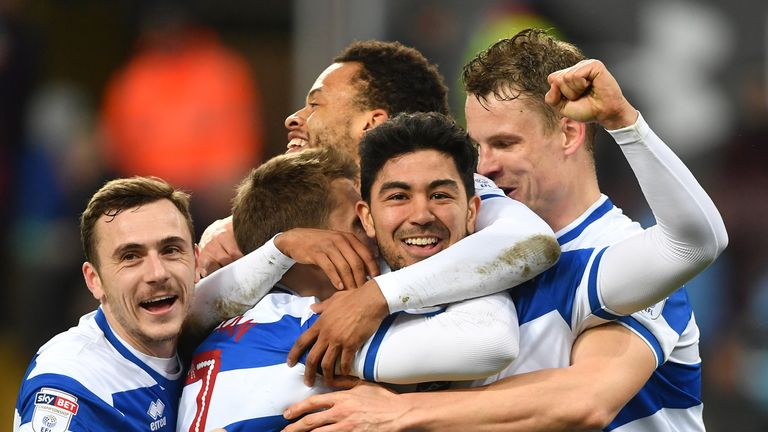 QPR are looking to avoid a third defeat in four games.