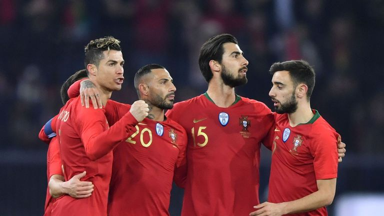 e045cc83b9d Portugal will look to follow up Euro 2016 glory with success at the World  Cup