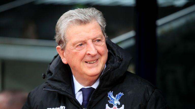 Roy Hodgson has done a tremendous job at Crystal Palace