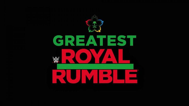 WWE will stage a 50-man Royal Rumble in Saudi Arabia in April, live on Sky Sports Box Office