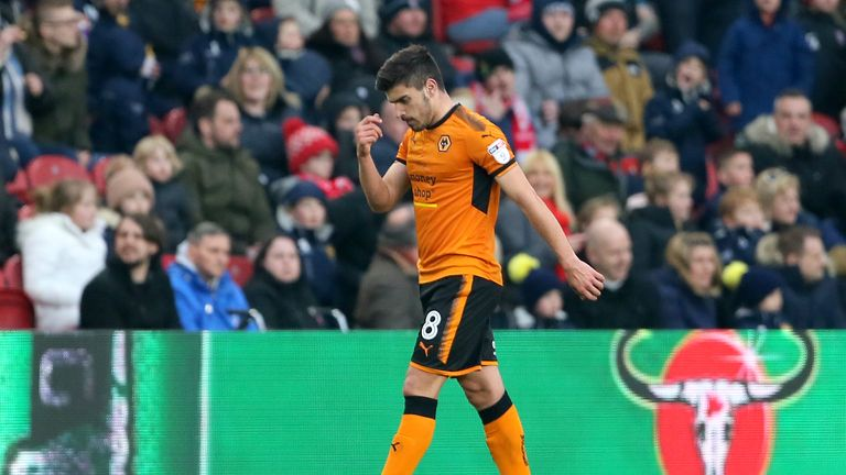 Ruben Neves will have the summer off after failing to make Portugal's final World Cup squad