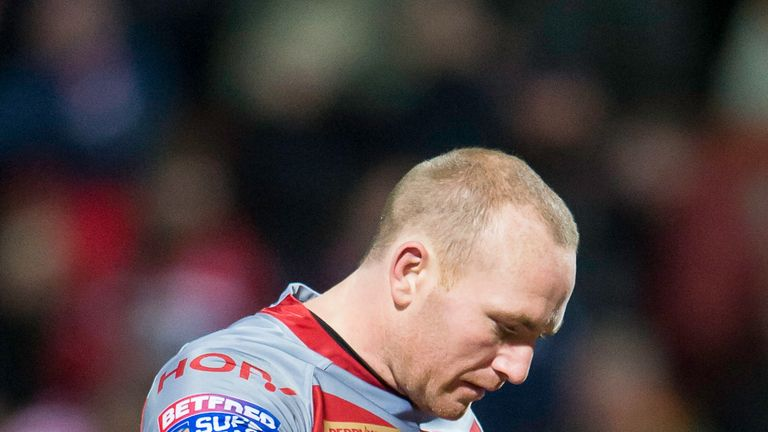 Catalans half-back Luke Walsh has had an injury-plagued spell since moving to Europe in 2014