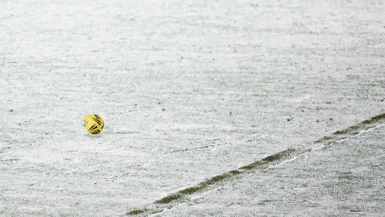 Super League was determined not to bow to the snowstorm labelled he Beast from the East