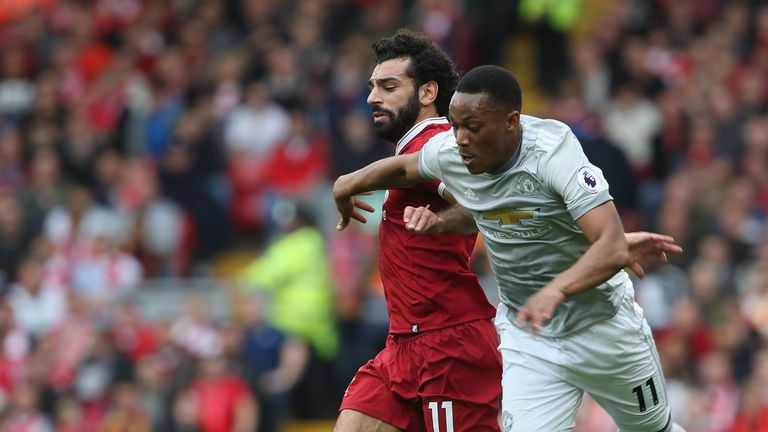 Where will the fiercest battles be during Liverpool vs Man Utd?