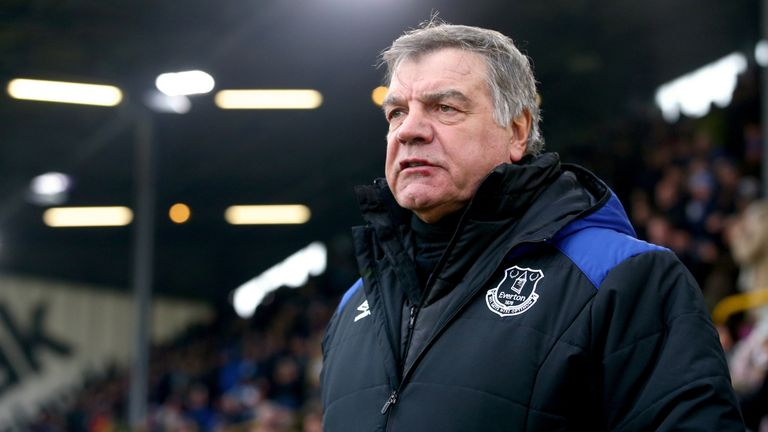 Sam Allardyce was sacked on Wednesday morning