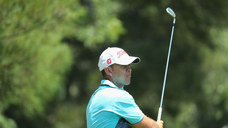 De Jager is chasing a maiden European Tour victory this week