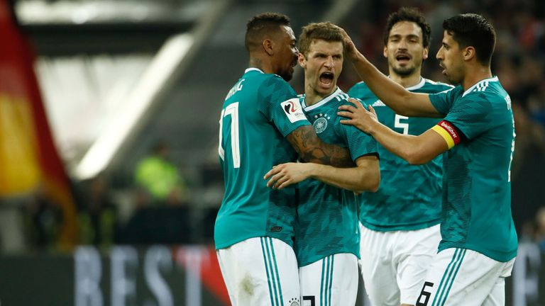 Image result for Germany national team on worst run in 40 years