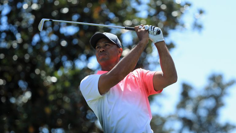 Woods will need to improve his driving to contend at Augusta