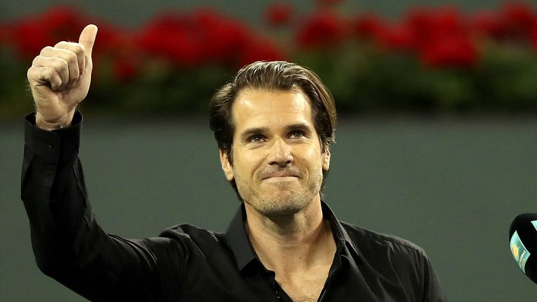 Tommy Haas has announced his retirement from the ATP Tour