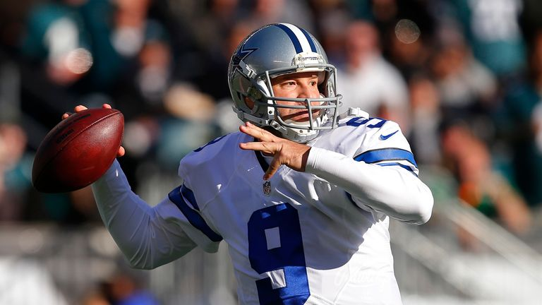 Romo spent his entire 13-year NFL career with the Cowboys