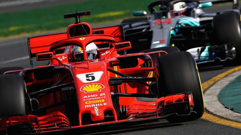 Resultado de imagen para Formula 1 2019
