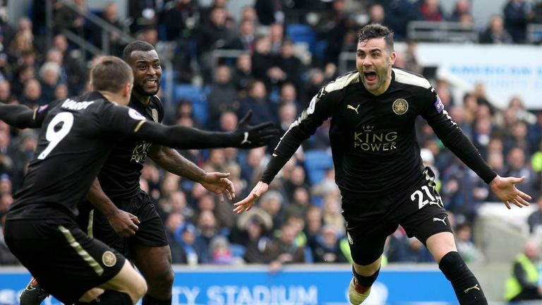 Leicester travel to Wembley to face Tottenham in their final game of the season