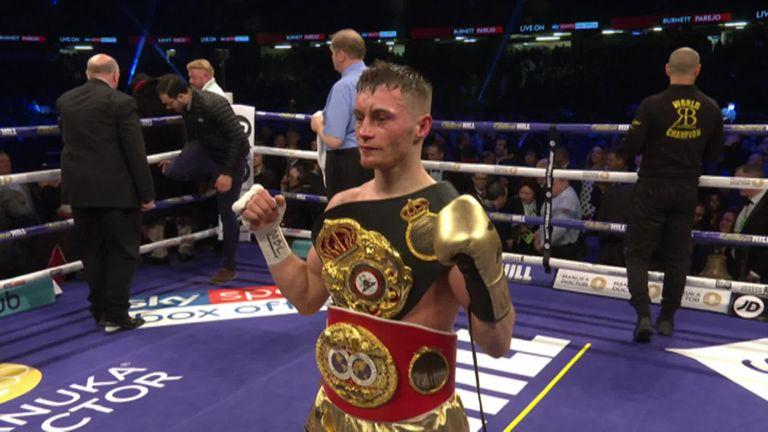 Ryan Burnett retires from professional boxing   Boxing News  