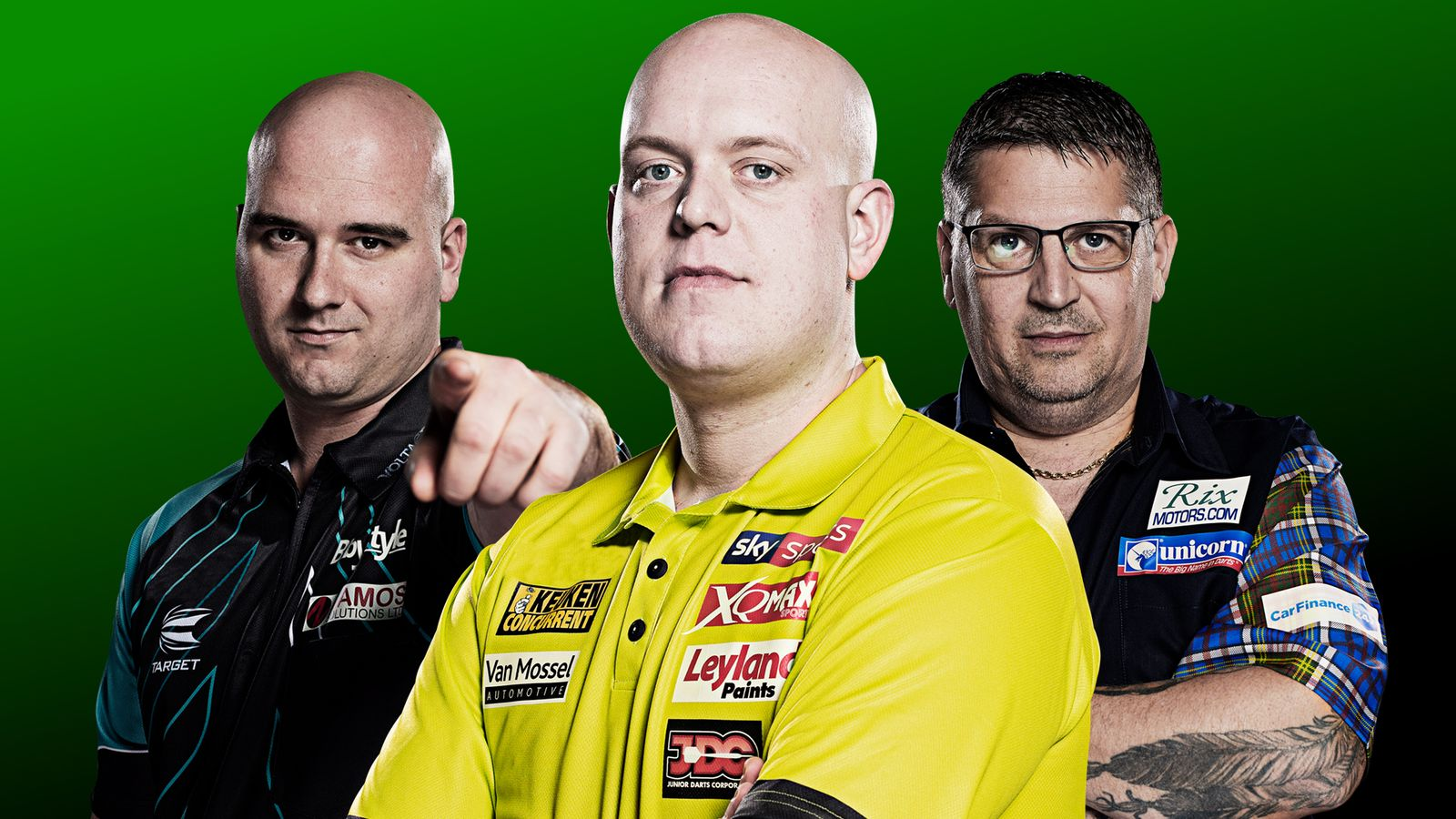 Dart Premier League 2021 Live