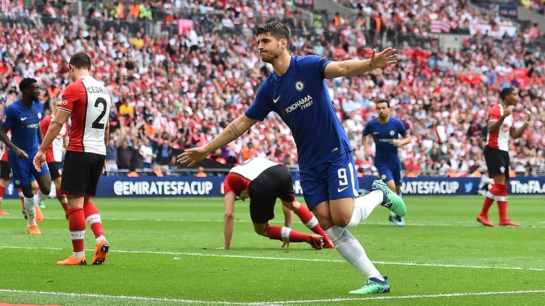 Will Alvaro Morata be at Chelsea next season?