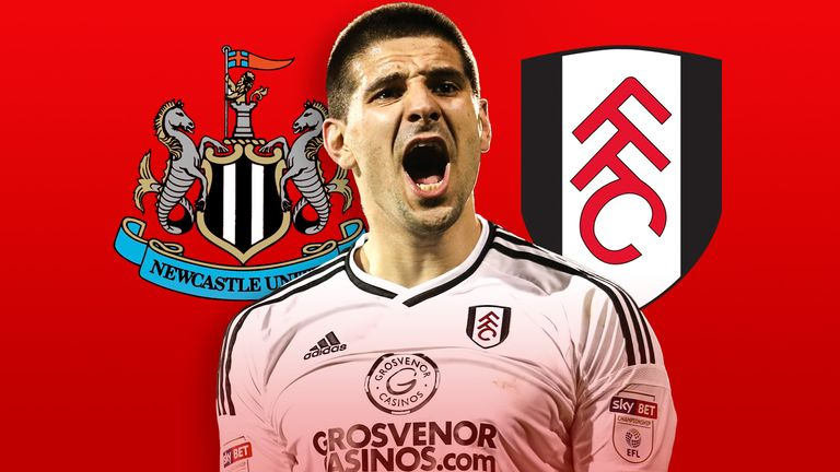 Aleksandar Mitrovic has shone on loan at Fulham