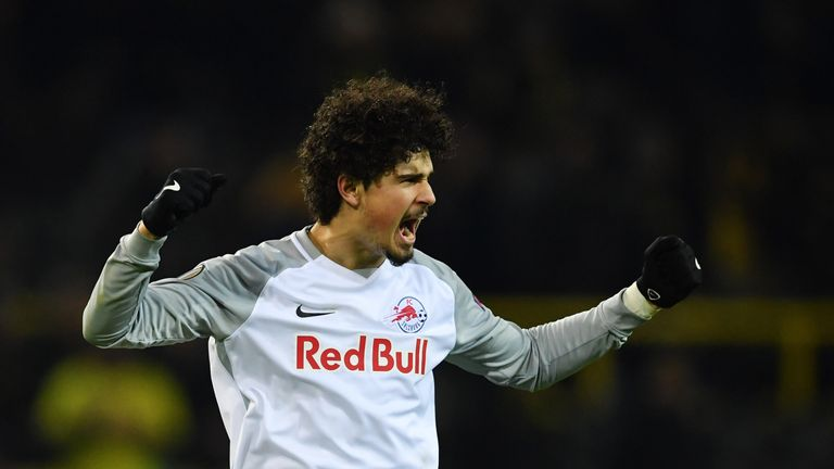 Andre Ramalho returned to RB Salzburg in January
