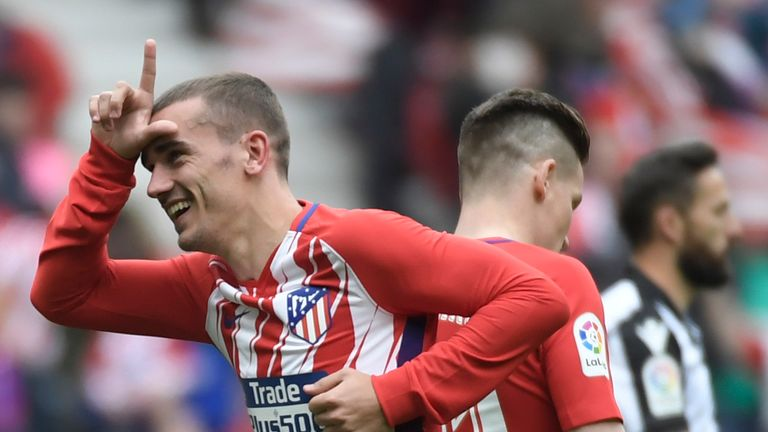 Antoine Griezmann Confirms He Will Stay At Atletico Madrid And Reject Barcelona Move