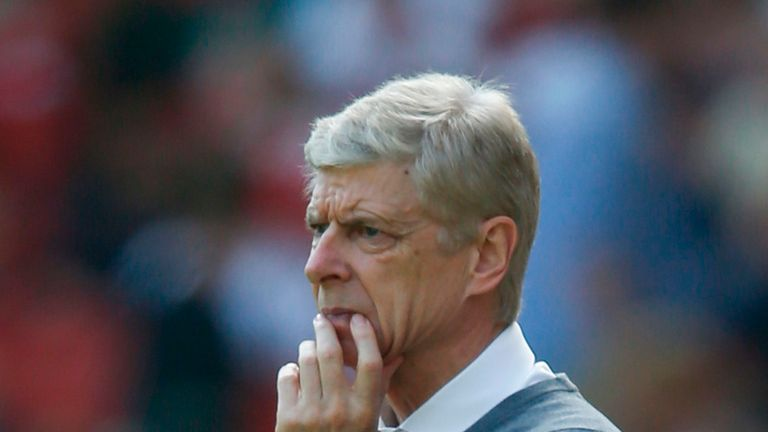 Wenger will be leaving Arsenal after 22 years in charge
