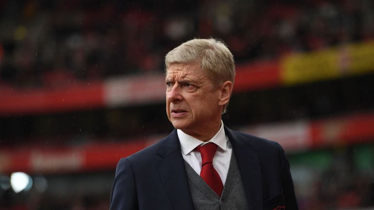 Arsene Wenger has confirmed he will step down as Arsenal manager after 22 years at the club