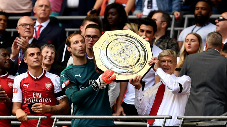 Chelsea lost to Arsenal in the final of last season's FA Cup