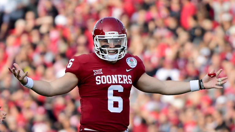 10a7aa04cdf Baker Mayfield has divided opinion but gets the chance to impress in the NFL  after being
