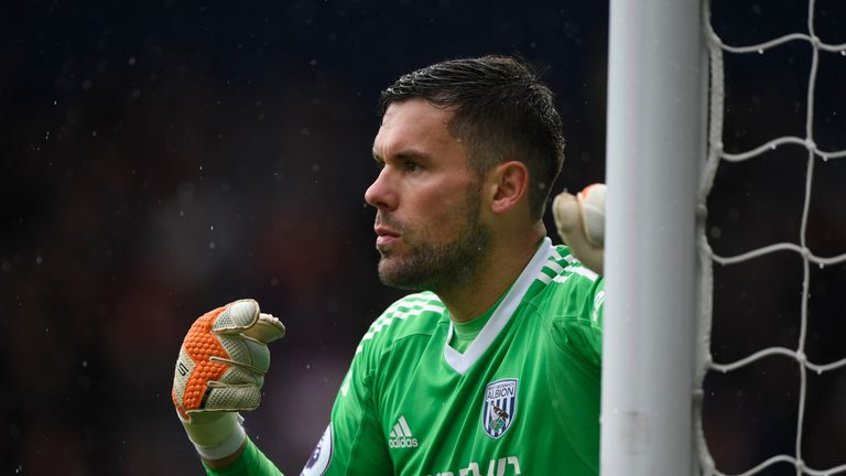 Ben Foster is back at Vicarage Road