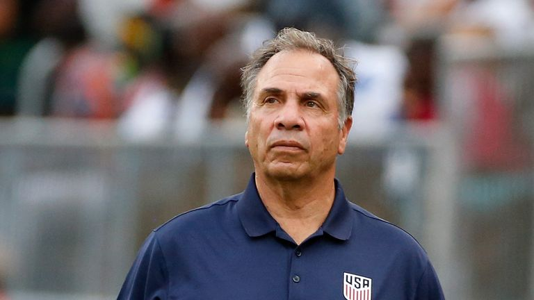 The USA are without a permanent manager after Bruce Arena resigned in October