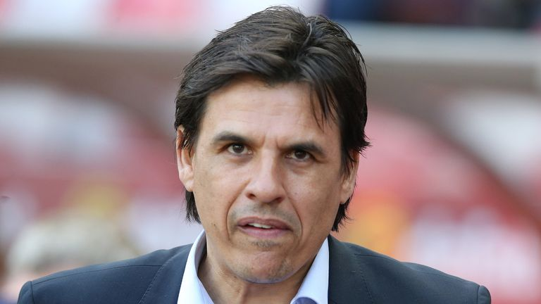Chris Coleman leaves Hebei China Fortune after less than a year at the club