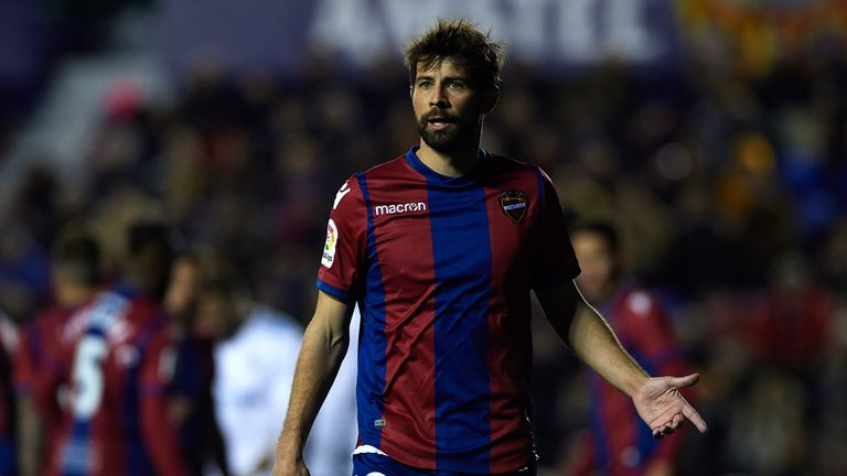 Levante are all but safe after beating Sevilla