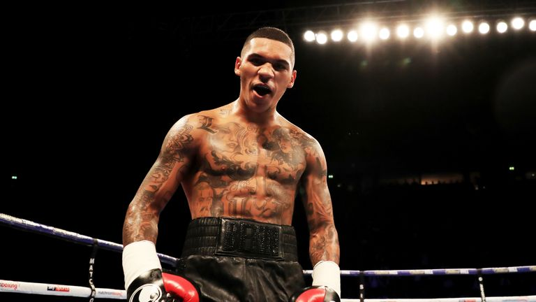 Conor Benn is back in action on Amir Khan-Phil Lo Greco bill this Saturday