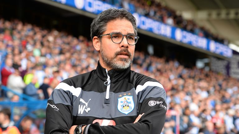 David Wagner is hoping to keep Huddersfield in the Premier League for another season