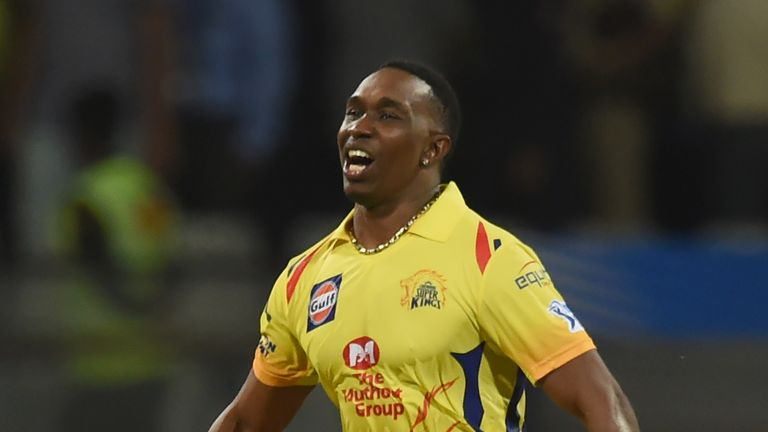 Dwayne Bravo is Chennai's go-to bowler in the death overs (Credit: AFP)