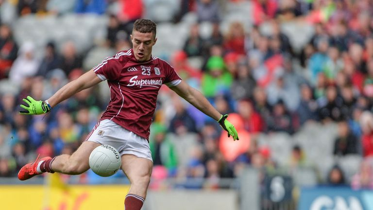 Brannigan has become a key man for Galway.