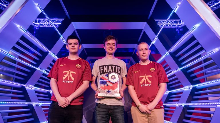 Image result for gfinity elite series fifa winner