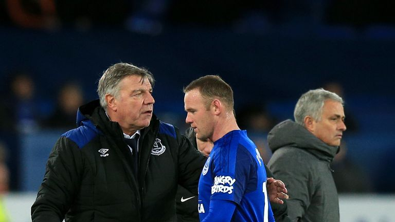 Allardyce says he will seek clarity with Rooney over his future on Friday