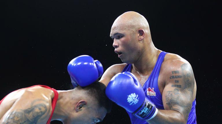 Frazer Clarke won a unanimous decision against Australia's Toese Vou Siutu