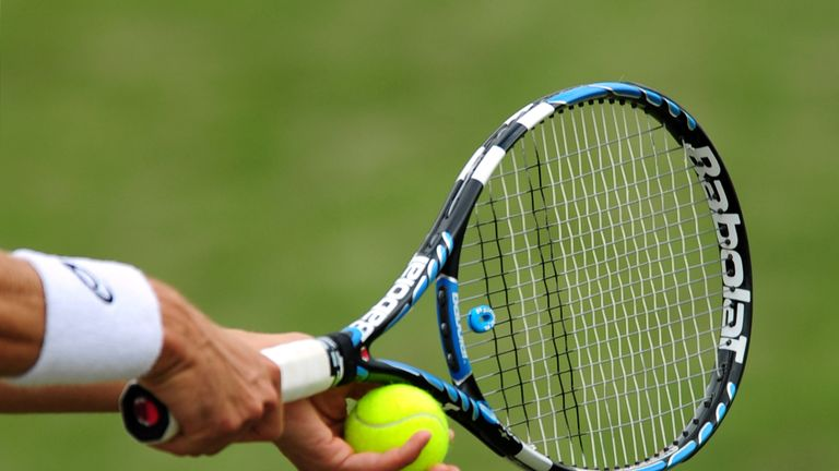 Professional Tennis Players Investigated In Match-Fixing Scandal