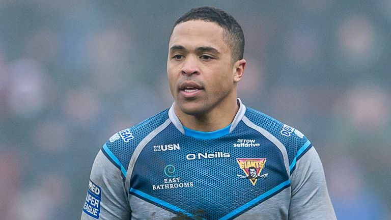 Turner has scored 84 tries in 269 Super League matches