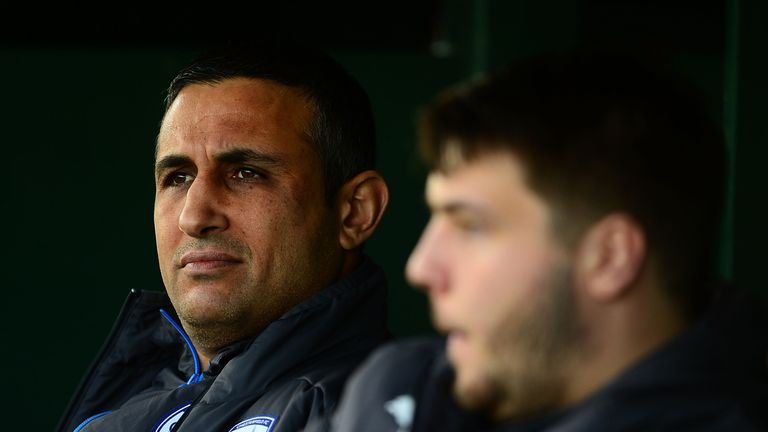 Jack Lester has also had a spell as manager of Chesterfield