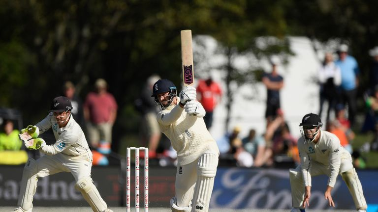 James Vince has three fifties with a top score of 83 in Test cricket